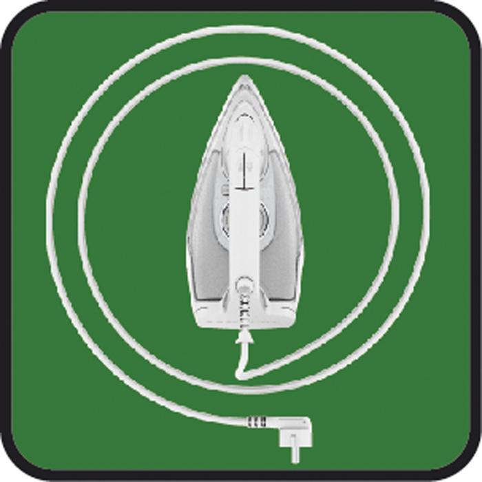 Electrolux - Strygejern - EDB6146GR