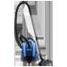 Sáčkový vysavač • max. příkon: 1 600 W • vybavení: kovové teleskopické trubky • akční rádius: 7,2 m • vybavení:, hubice Vario 500, turbokartáč, štěrbinová hubice a hubice na čalounění, kartáč • filtrace: omyvatelný mikrofiltr, mechanická indikace plného sáčku, mechanická regulace výkonu