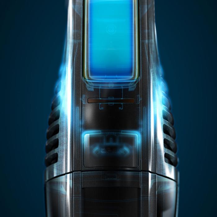 Electrolux - Ledningsfri støvsuger - ZB5020