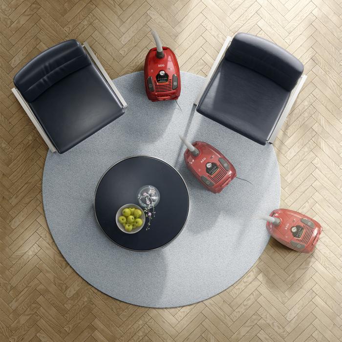 AEG - Vacuum Cleaner - ASP7120