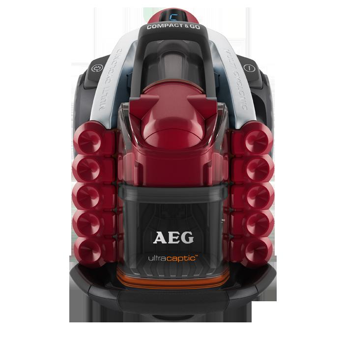AEG - Stofzuiger zonder zak - AUC9220