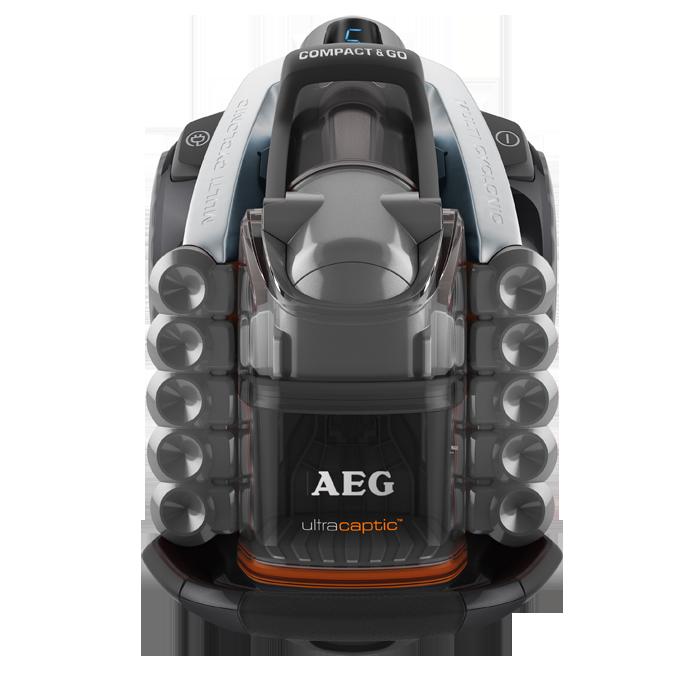 AEG - Bagless Vacuum Cleaner - AUC9230