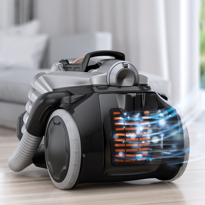 Electrolux - Poseløs støvsuger - EUC98TM