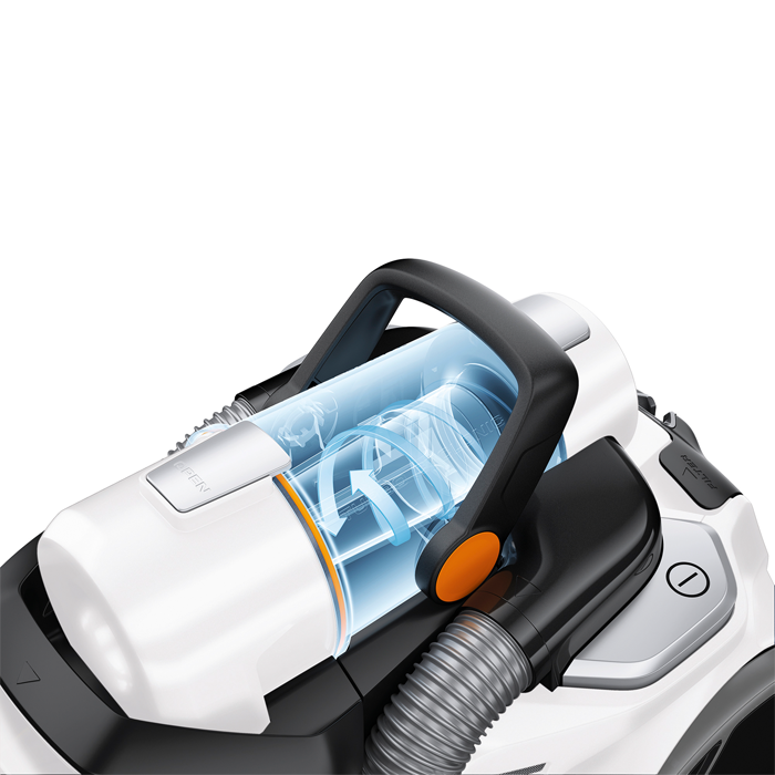 Electrolux - Poseløs støvsuger - EUF86IW