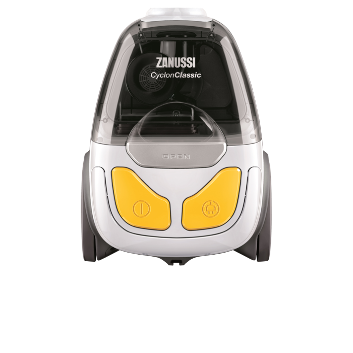 Zanussi - Bagless Vacuum Cleaner - ZAN1910UEL