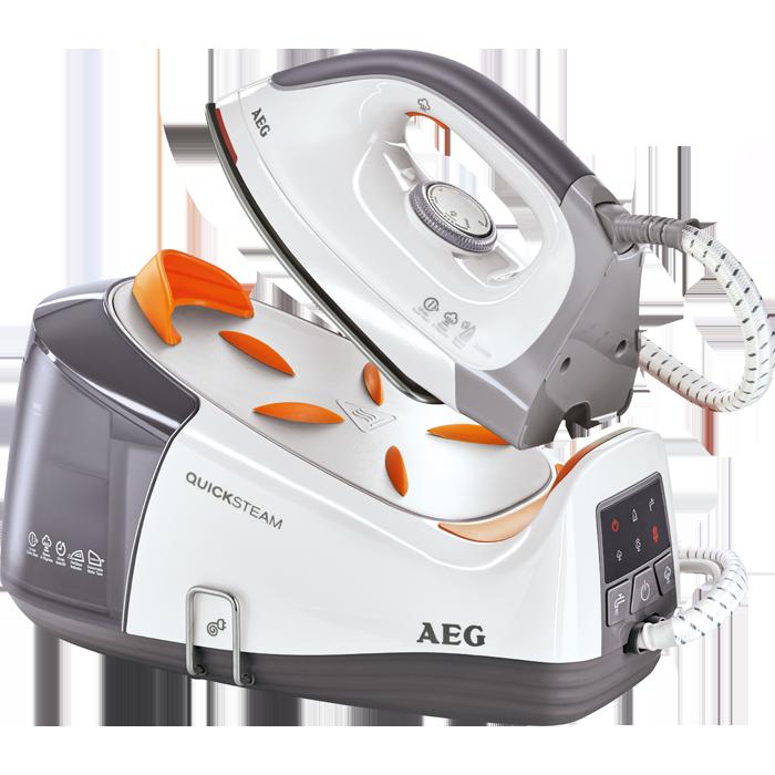 AEG - Dampfbügelstation - DBS3350