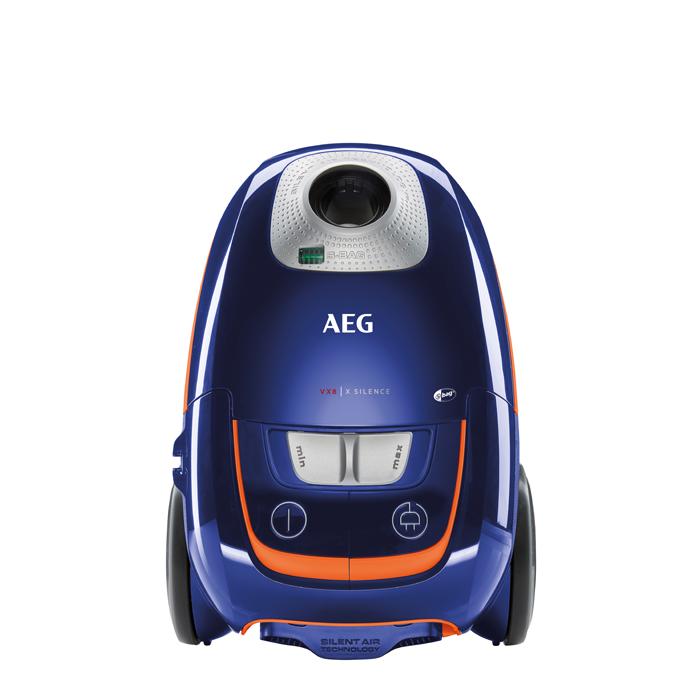 AEG - Aspiradora con bolsa - VX8-3-DB-M