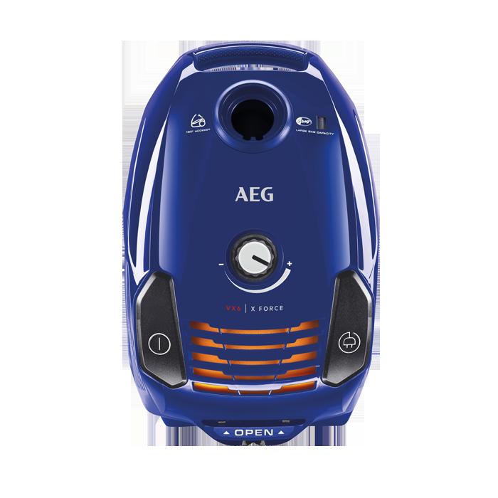 AEG - Aspiradora con bolsa - VX6-1-SK-P