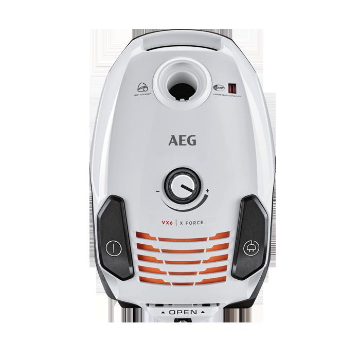 AEG - Staubsauger mit Beutel - VX6-1-IW-A