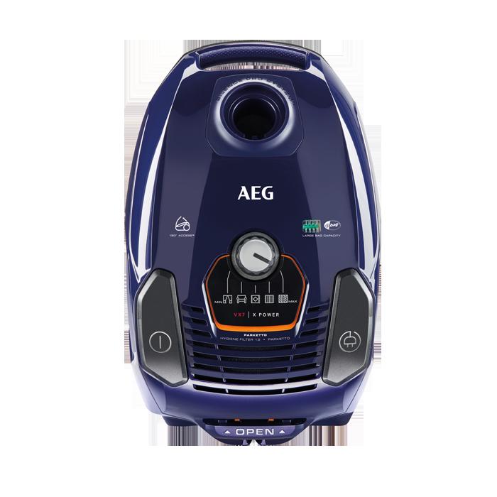 AEG - Staubsauger mit Beutel - VX7-1-DB