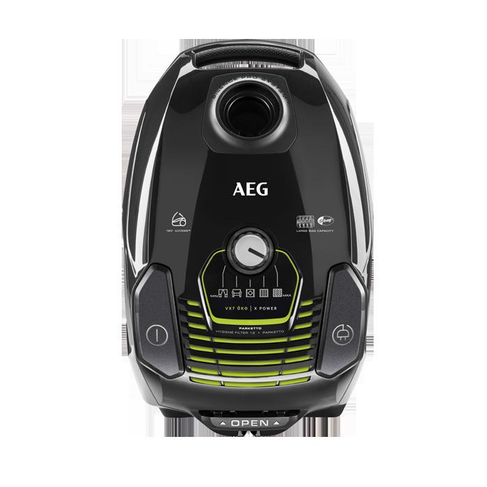 AEG - Staubsauger mit Beutel - VX7-1-ÖKO