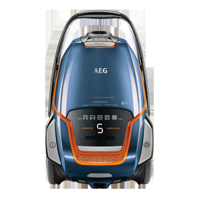 AEG - Stofzuiger met zak - VX9-2-SB-E