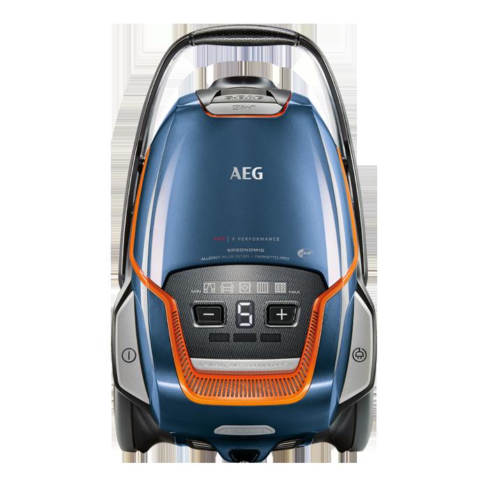 AEG - Aspirateur avec sac - VX9-1-SB-E