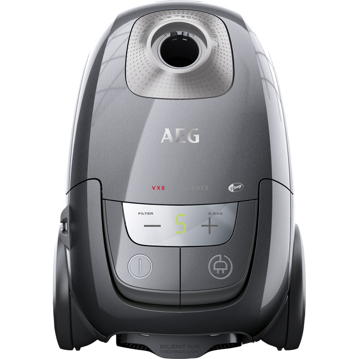 AEG - Stofzuiger met zak - VX8-4-TM-E