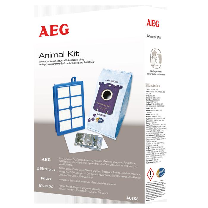 AEG - Set - AUSK8