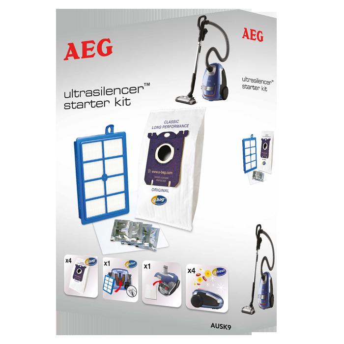AEG - Kits de accesorios y packs - AUSK9