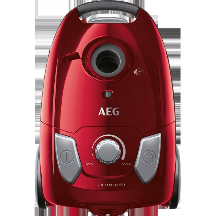 AEG - Aspiradora con bolsa - VX4-1-WR-A