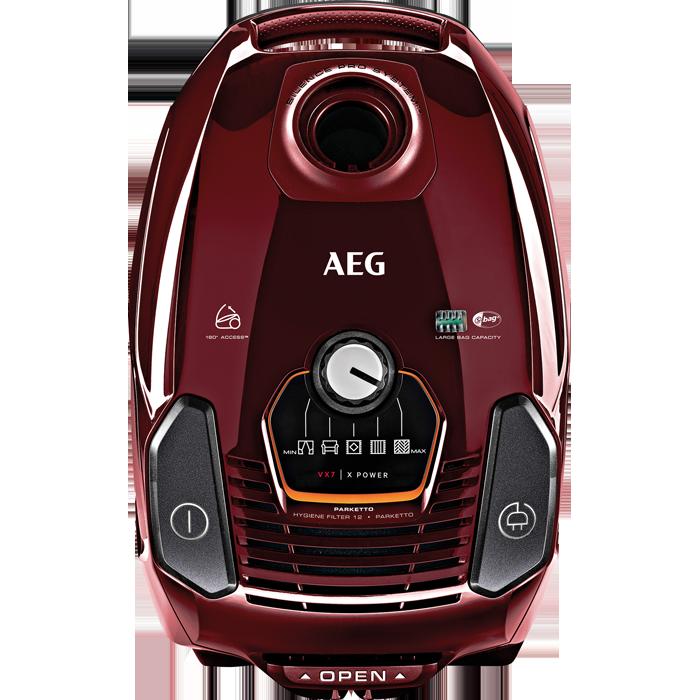 AEG - Aspiradora con bolsa - VX7-2-CRAK
