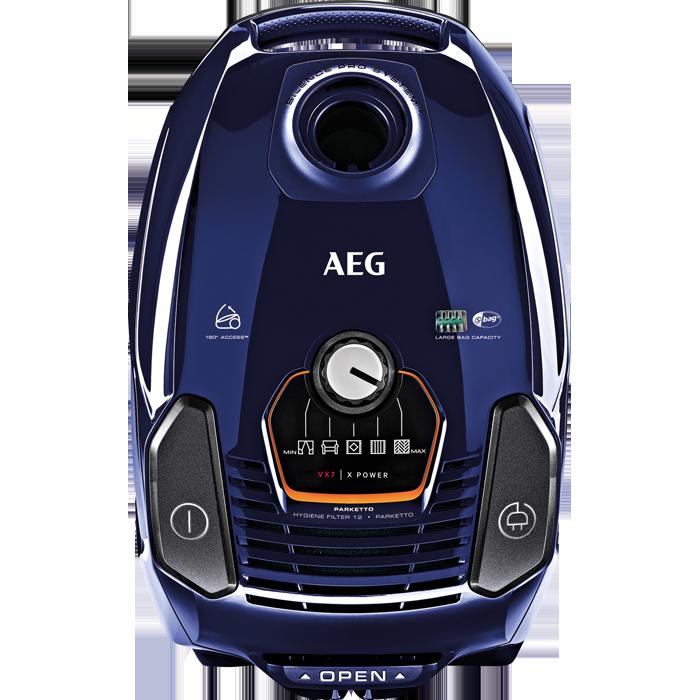 AEG - Stofzuiger met zak - VX7-2-DB
