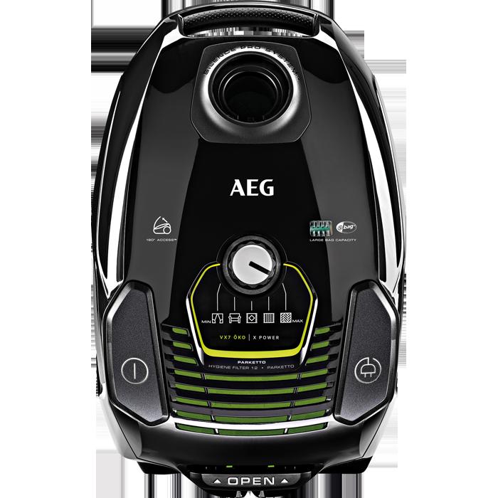 AEG - Aspiradora con bolsa - VX7-2-ECO