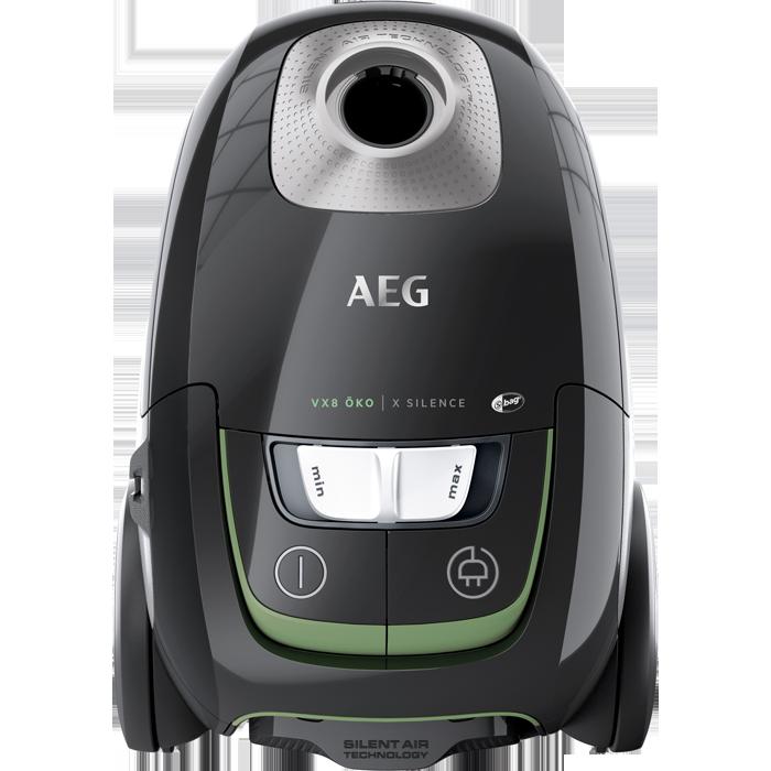 AEG - Stofzuiger met zak - VX8-4-ECO