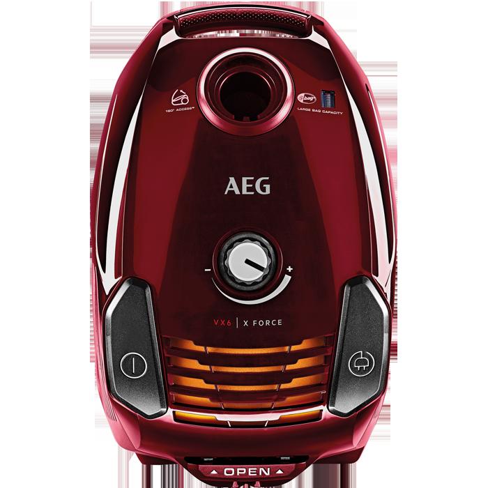 AEG - Aspiradora con bolsa - VX6-2-CR-A