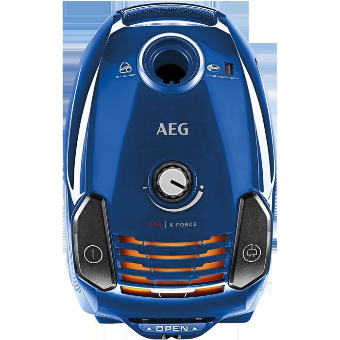 AEG - Aspiradora con bolsa - VX6-2-IS-P