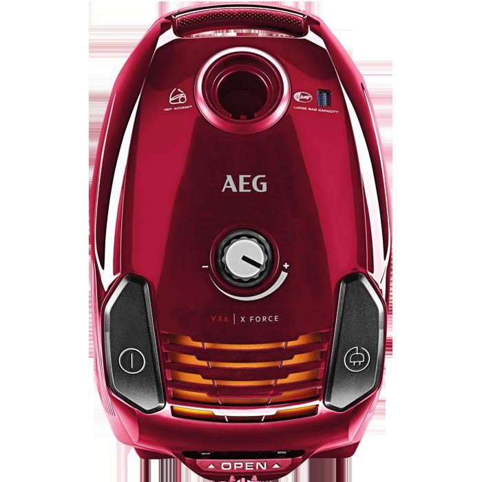 AEG - Stofzuiger met zak - VX6-2-RR