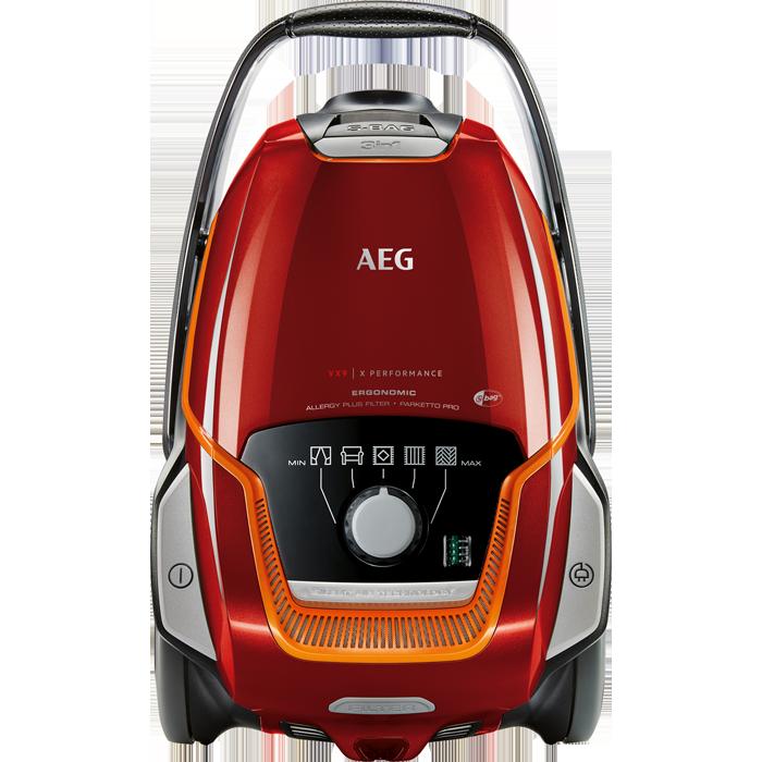 AEG - Aspiradora con bolsa - VX9-2-CR-A