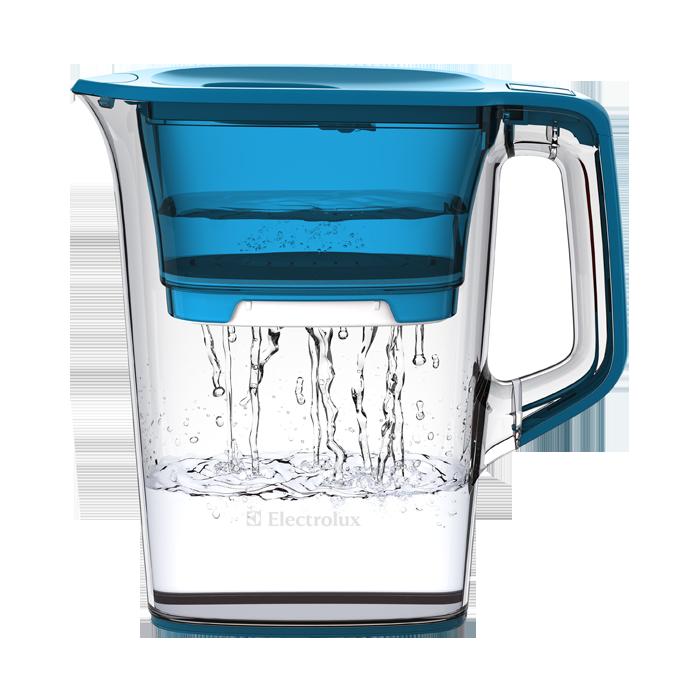 Helt nya Vattenrenare med blå topp - Electrolux Home SB-52